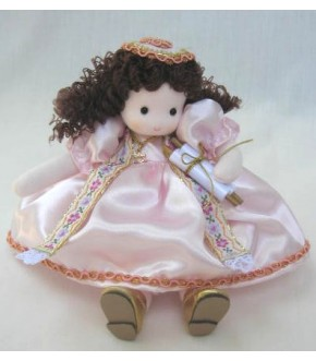 MUSICAL DOLL W TORAH