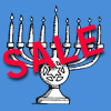 Sale Menorahs