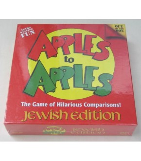 APPLES TO APPLES JEWISH EDITION