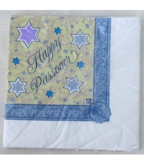 PASSOVER BLOSSOM LUNCHEON NAPKINS