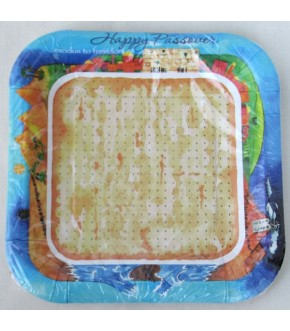 "PASSOVER FREEDOM 10"" PLATE PACKAGE"