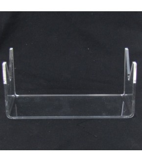 SMALL LUCITE SHOFAR STAND