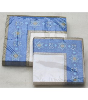 JUDAIC TRADITION PATTERN NAPKINS