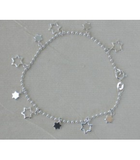 PETITE STERLING SILVER 7