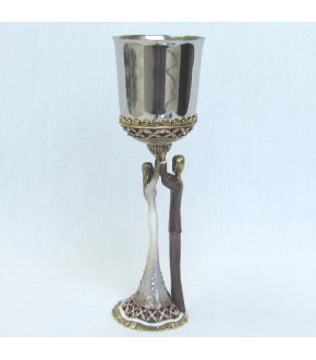 QUEST BRIDE AND GROOM KIDDUSH CUP
