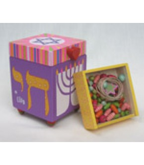 LIFE BLESSING CHILDRENS BEAD CHEST
