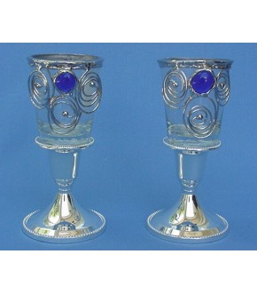 DECORATIVE NEIROT CANDLEHOLDERS