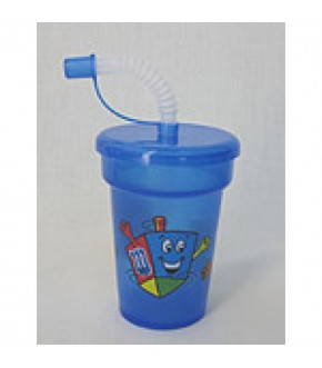 CHANUKAH CHILDREN'S SIPPY CUP